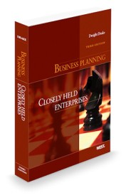 Business Planning: Closely Held Enterprises, 3rd Edition
